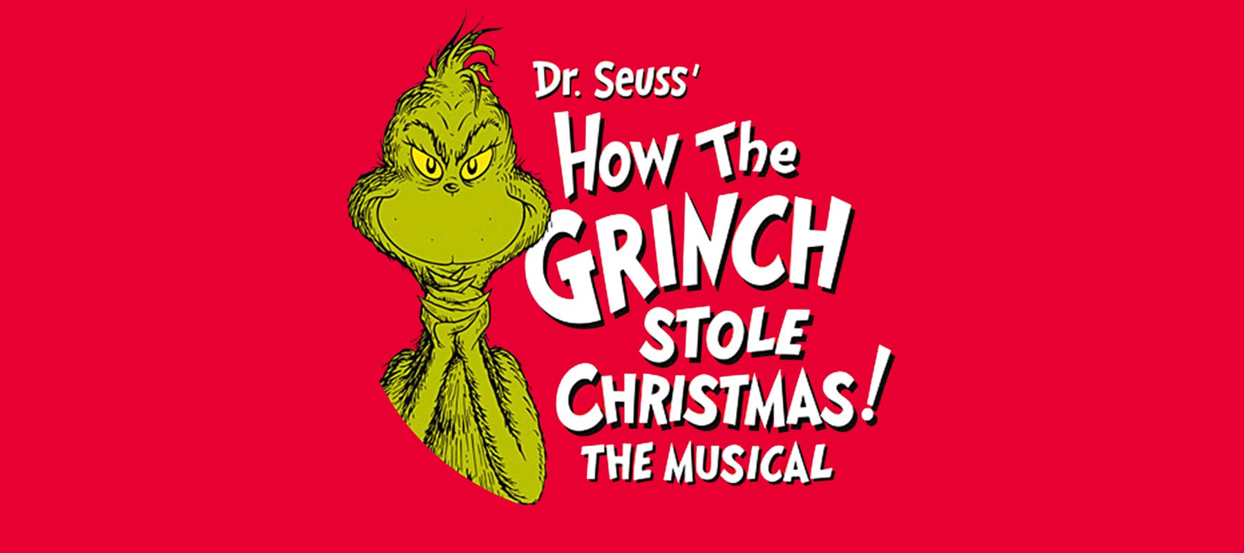 How The Grinch Stole Christmas Musical.How The Grinch Stole Christmas Blp Big League Production